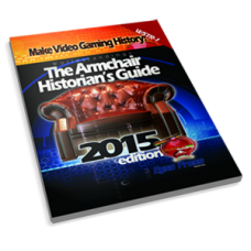 The Armchair Historian's Guide 2015