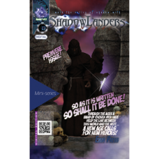 The Shadowlanders Almanac #1 (Digital)