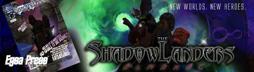 Shadowlanders Alamanc