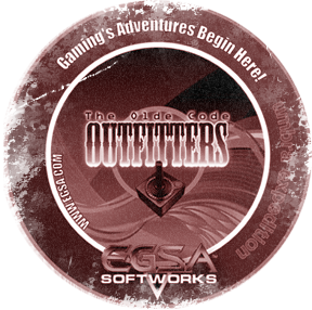 Egsa Outfitters Worn Expedition Logo